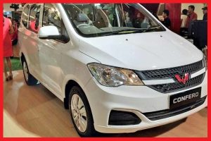 review wuling confero 2018
